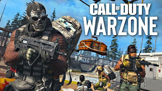 El nuevo Call Of Duty Warzone viene con todo!