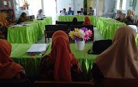 Tim Penilai Lomba Sekolah Sehat Nilai SDN 01 Melayu Asakota