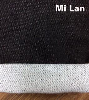 Vải jean bố 2 da thun nhiều S122