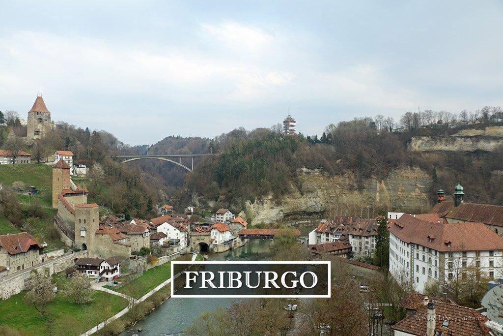 Qué ver en Friburgo, la ciudad bilingüe de Suiza
