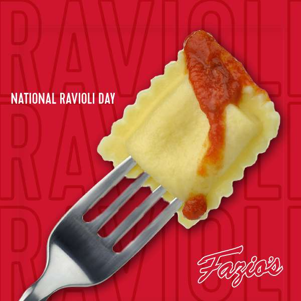 National Ravioli Day Wishes Awesome Picture