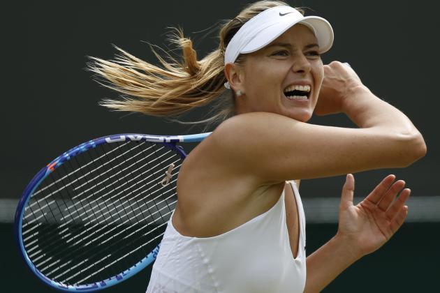 Confirmado: Nike seguirá apoyando a Sharapova