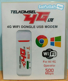 Modem WiFi 4G 500Mbps Unlock All Operators