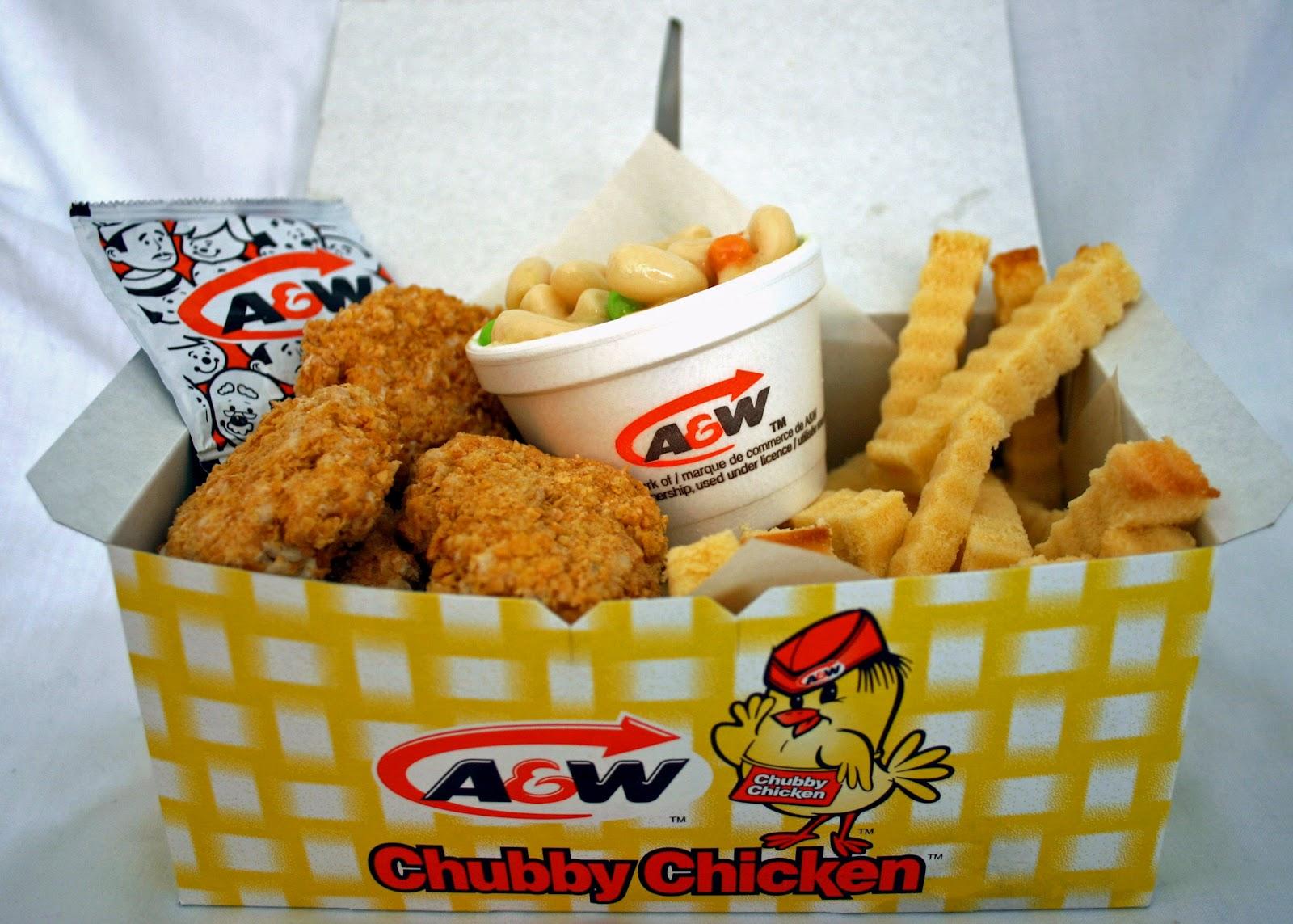 Kfc Food: Jo And Sue: April Fool's A&W And KFC