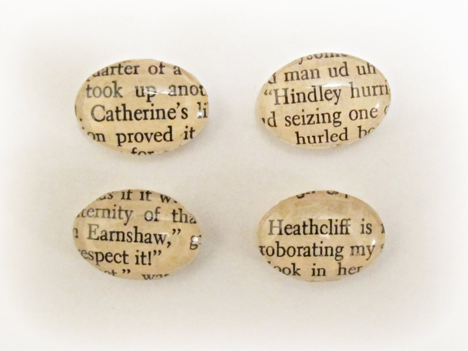 image wuthering heights magnet set heathcliff earnshaw catherine hindley emily bronte words text glass domum vindemia