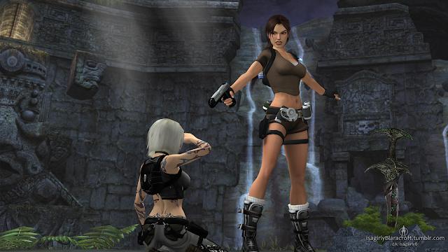 تحميل لعبة Tomb Raider Legend