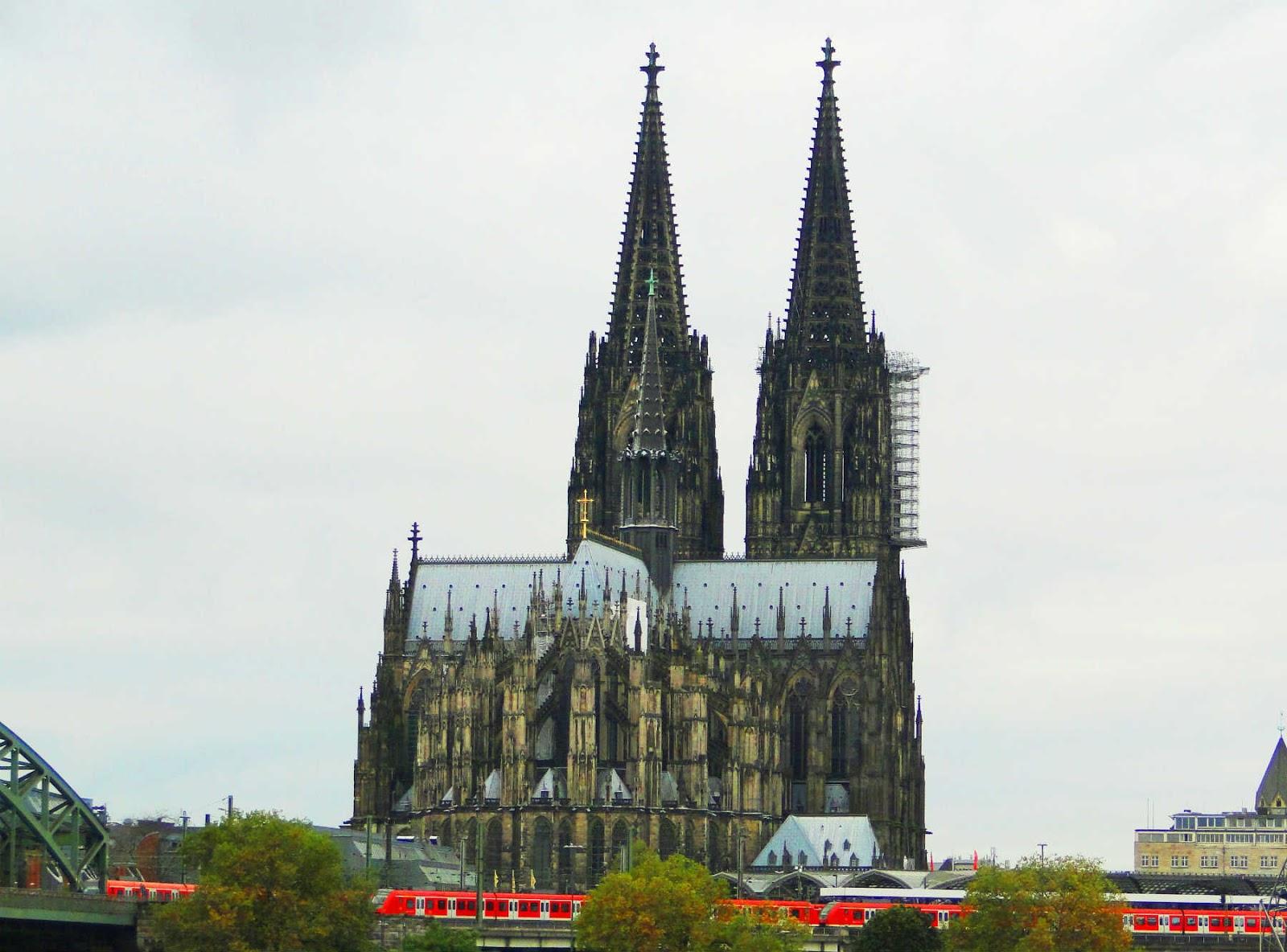 Catedral de Colônia, Alemanha.