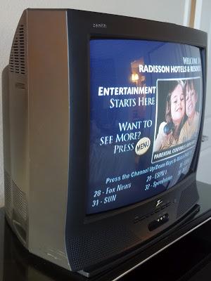 Kerusakan TV China