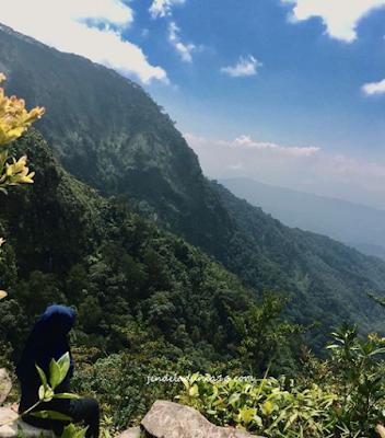 Mengeksplor Keindahan Alam Lampung Barat Dari Gunung Sejuta Pesona Pesagi