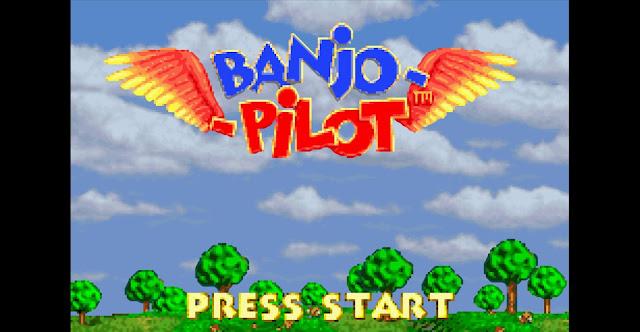 Banjo Pilot - Español - Captura 1