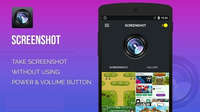 11 Aplikasi Screenshot Android Terbaik 2018