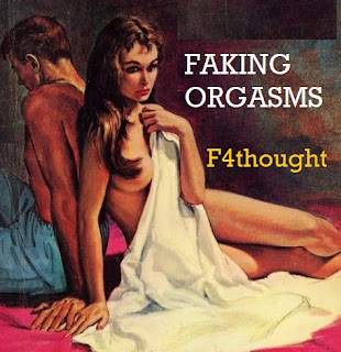 faking orgasms
