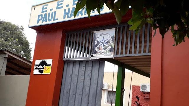 Por falta de segurança, Bombeiros interditam Escola Paul Harris