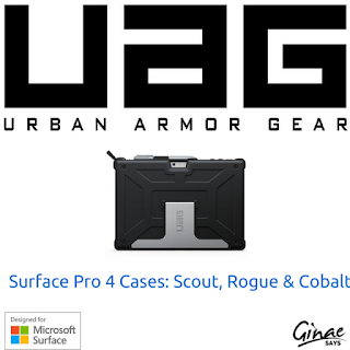 Urban Armor Gear Launches New Tablet Case: Microsoft Surface Pro 4