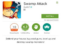 kumpulan game android offline Main Tanpa Internet swamp attack
