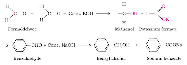 Cannizzaro reaction