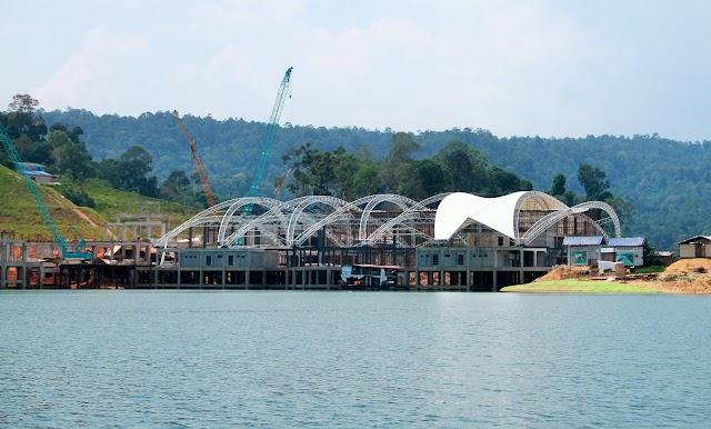 Kerajaan Terengganu Akan Hentikan Projek Bebas Cukai Tasik Kenyir