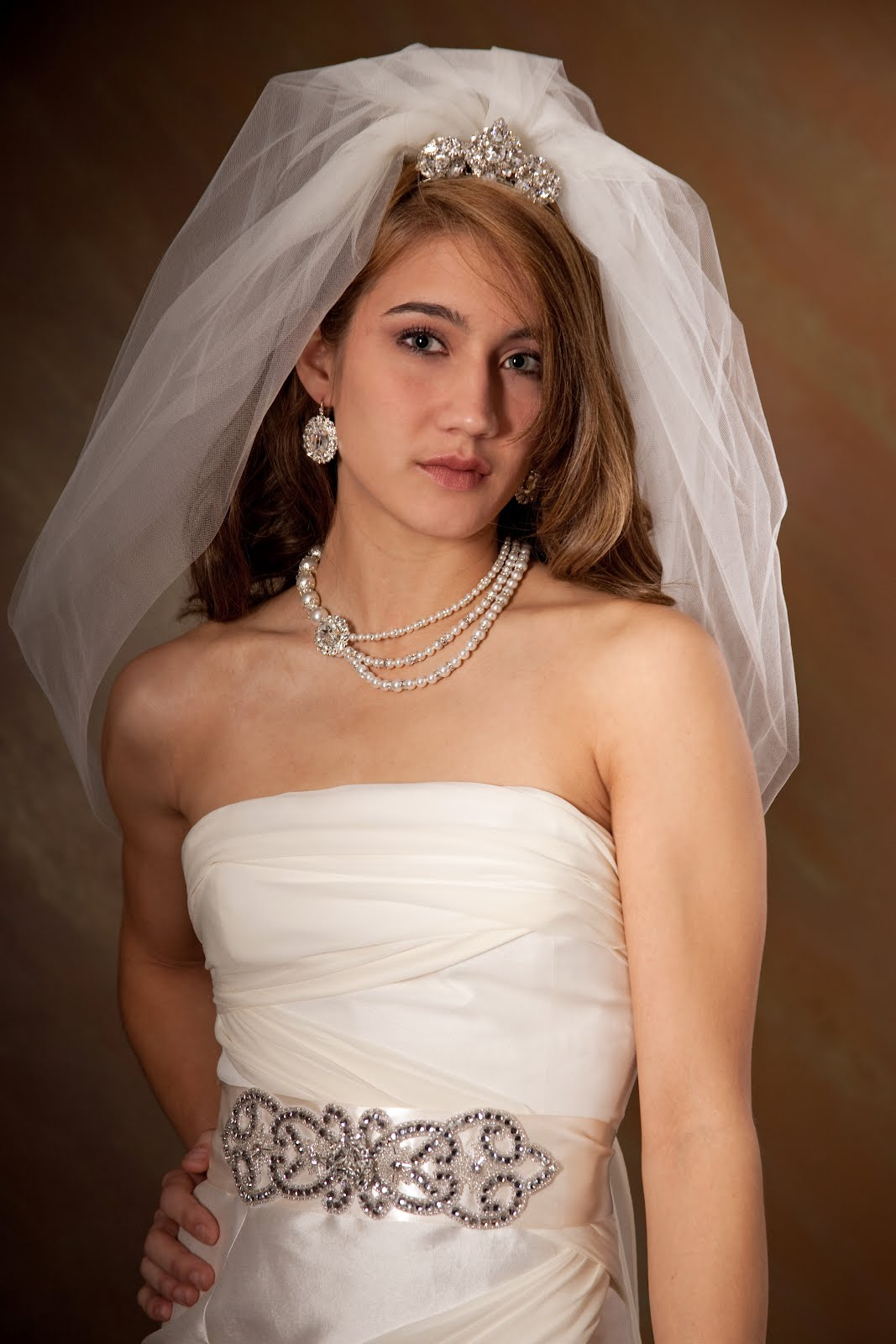 Cheryl King Couture Headpieces, Veils, Jewelry and Bridal ...