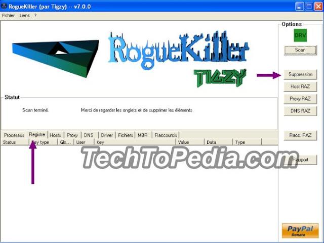 RogueKiller Review, RogueKiller Download, Is RogueKiller Safe
