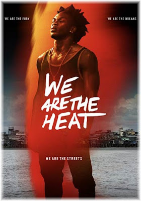 Somos Calentura-We Are The Heat 2019  ESub HDRip 300MB