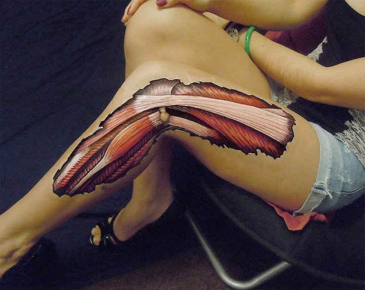 female body art