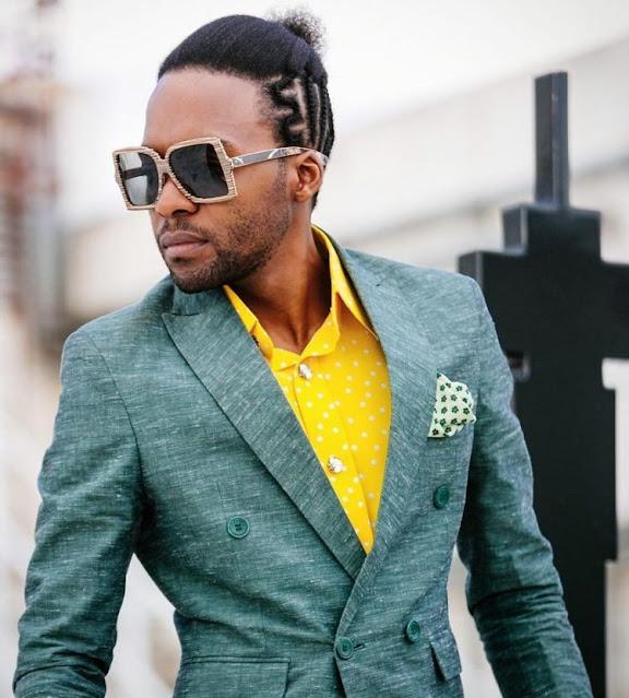Xhosa rapper iFani