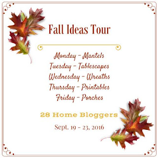 Fall Ideas Tour 2016