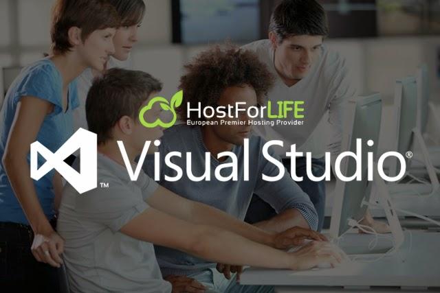 HostForLIFE.eu Proudly Launches Visual Studio 2015 Hosting