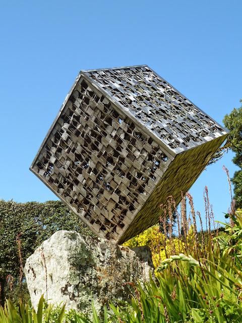 Abbey Gardens Tresco sculpture