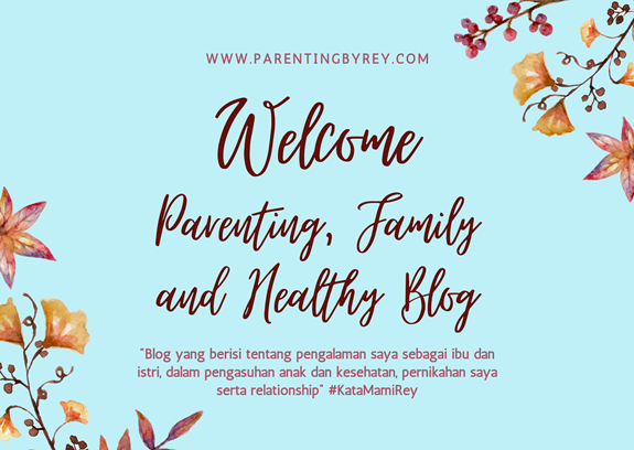 parenting and family blog by Mami Rey