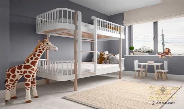 ديكورات غرف نوم اطفال 2021