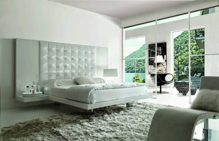 Dormitorio principal moderno dormitorios colores y estilos - Decorar habitacion principal ...