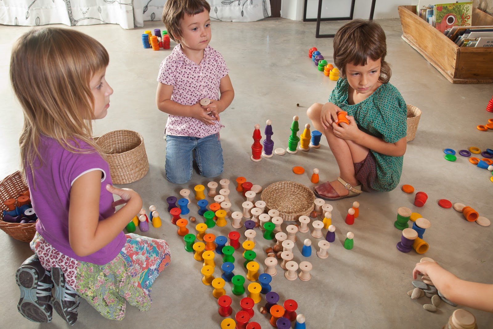 Resultat d'imatges de grapat joguines