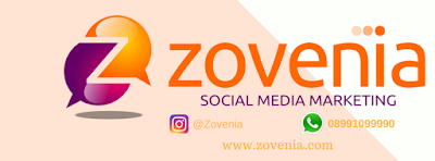 Akhirnya Ngantor di Zovenia - Sosial Media Marketing