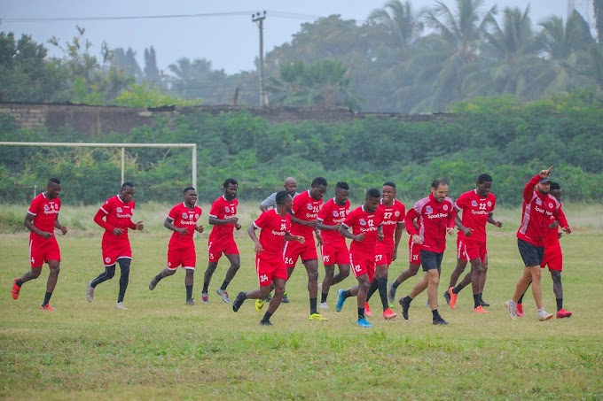 """""""We are ready to win the match and get all three points from Tanzania Police"""""""
