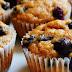 Proteinski muffini sa borovnicama