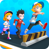 Fun Run Parkour Race 3D Mod Apk