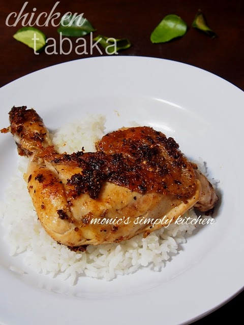 chicken tabaka recipe