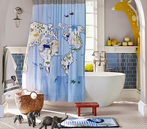 New Home Designs Latest Modern Bedrooms Designs Best Ideas: Modern Bathroom Ideas For Kids