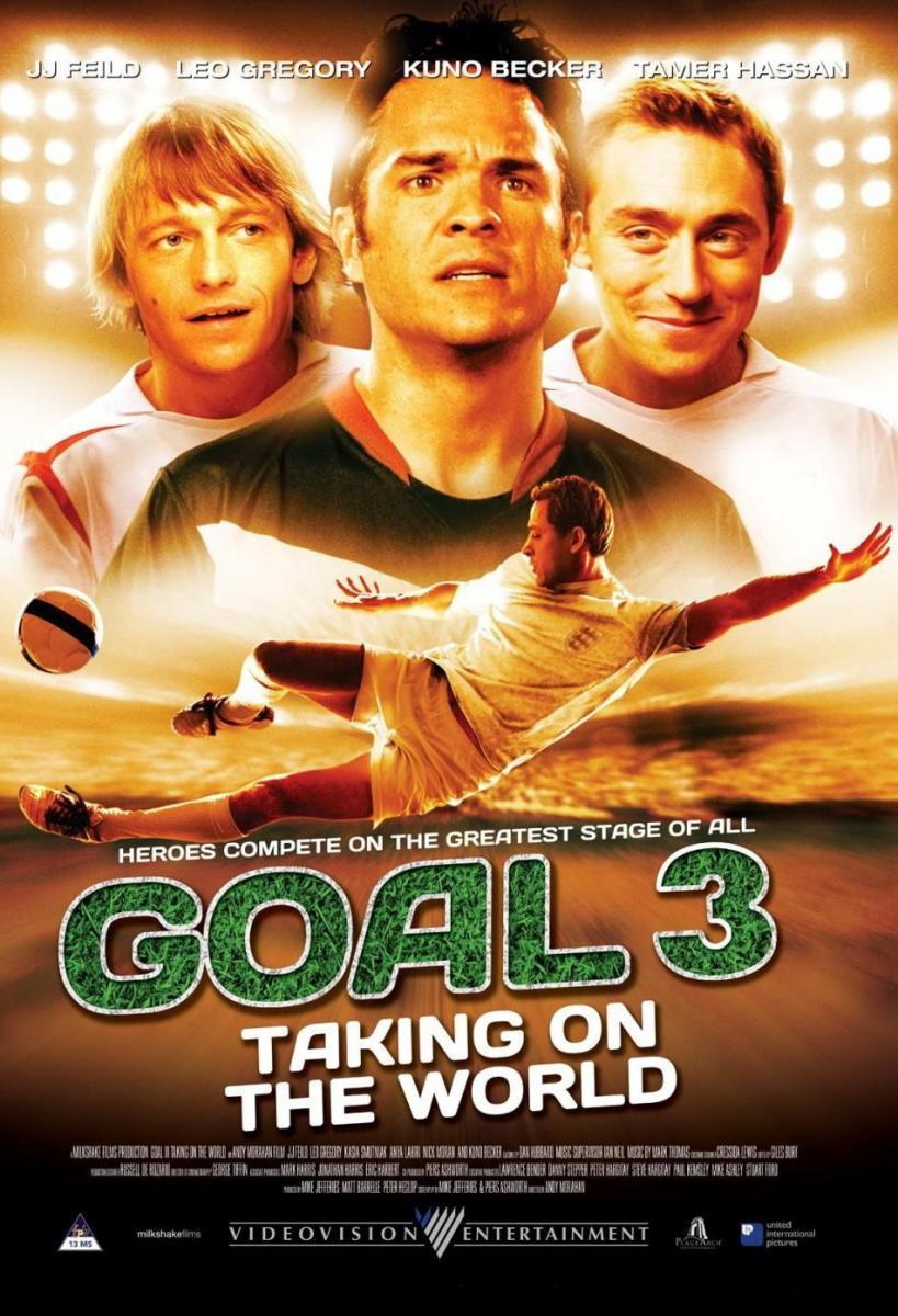 Imagen Gol 3: Tomando el mundo (2009)