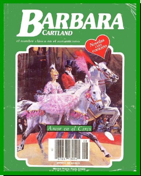 Amor en el Circo – Barbara Cartland