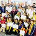 पतंजलि परिवार ने की जिलास्तरीय योगासन खेल प्रतियोगिता