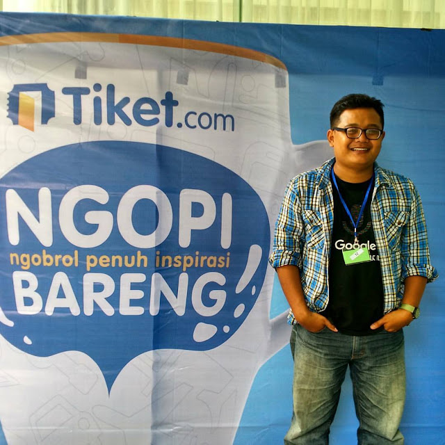ardiankusuma.com Affiliate Tiket.com #NgopiBarengTiket Jogja Complete Guide To Blog Monetizing