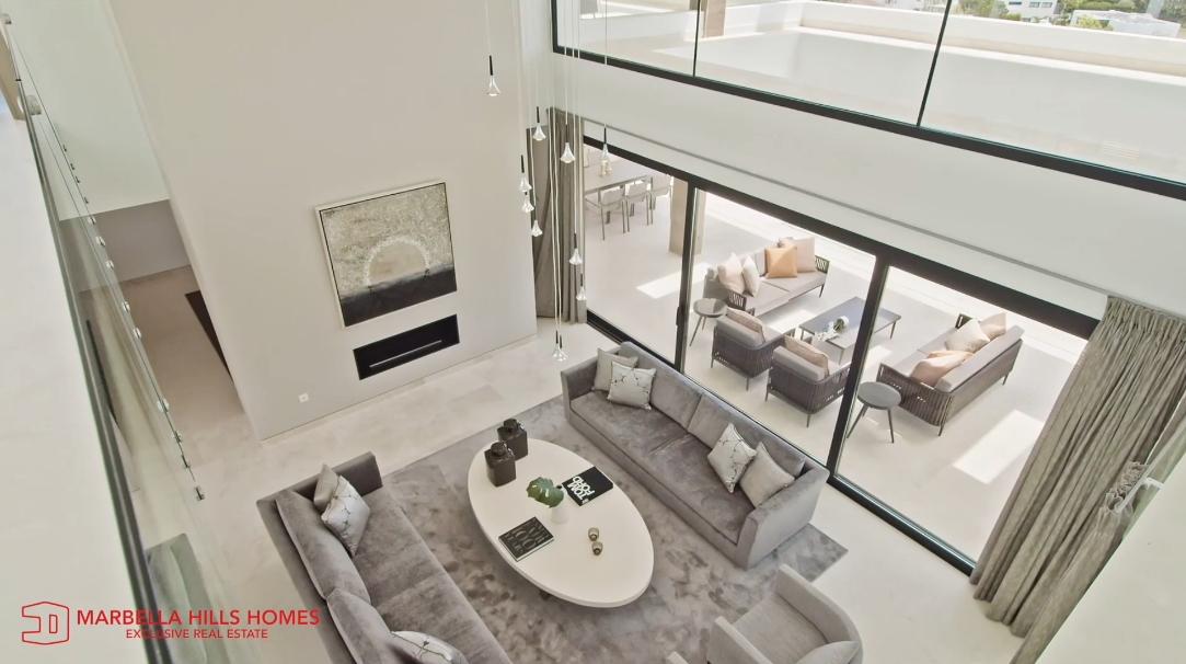 25 Interior Design Photos vs. Modern Designer Villa Marbella W/ Sea Views Tour