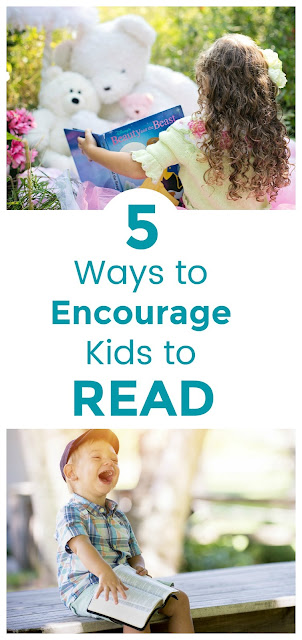 5 Ways We Encourage Reading