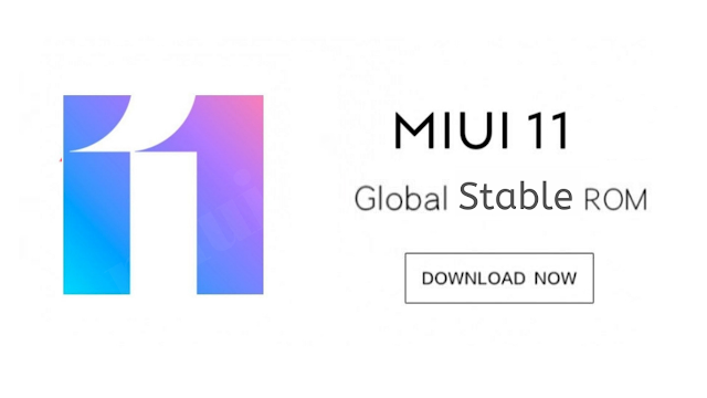 Miui 11.0.2.0 Global Stable Update for Redmi Note 4- Download Link