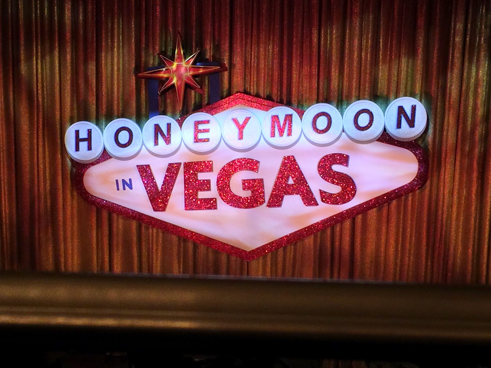 Honeymoon in Vegas | broadway