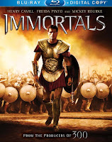 Download Immortals (2011) BluRay 720p 800MB Ganool