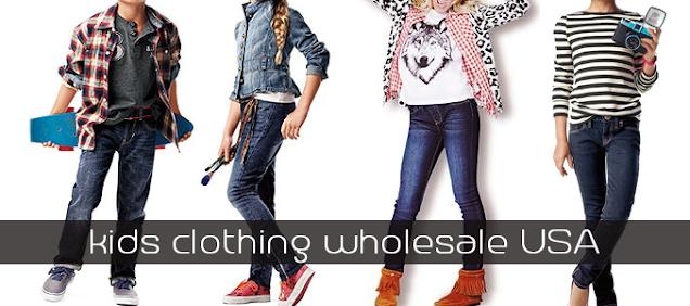 wholesale kids shirts