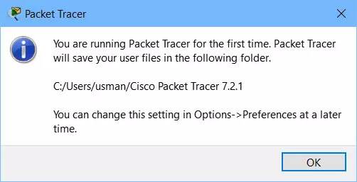 Packet-Tracer-first-time-running